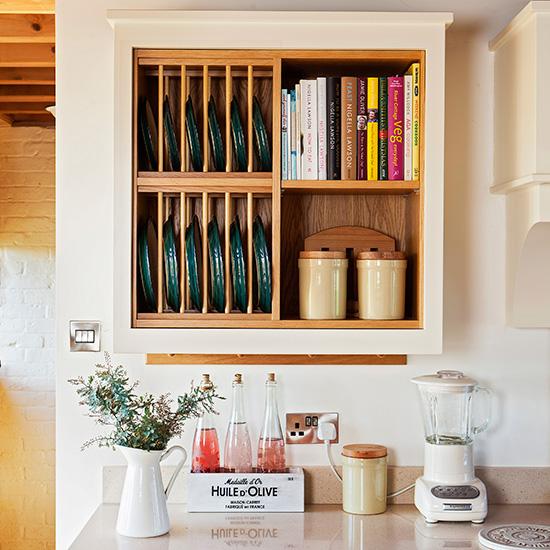 30 Inspiration Kitchen Narrow Shelves Racks Decor Units