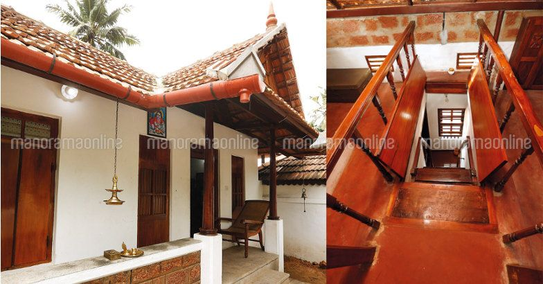 4 Bedroom Nalukettu With Nadumuttam In 1160 Sqft In 2 4