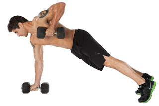 Dumbbell Regenerade Row