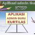 Kumpulan Aplikasi Administrasi Guru Kelas KTSP dan Kurikulum 2013 Terlengkap