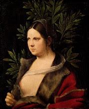 Laura, por Giorgione