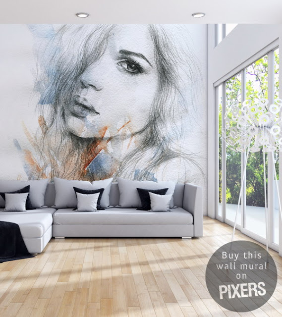 Photo Wall Murals To Decorate Rooms 12