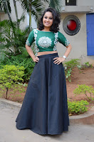 Pooja Ramachandran Photos at Devi Sri Prasad Pre-Release Event TollywoodBlog