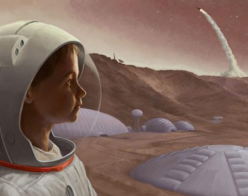 Colonizar el planeta Marte