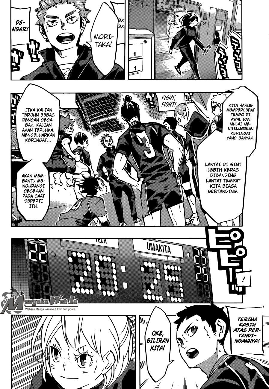 Haikyuu Chapter 232-9