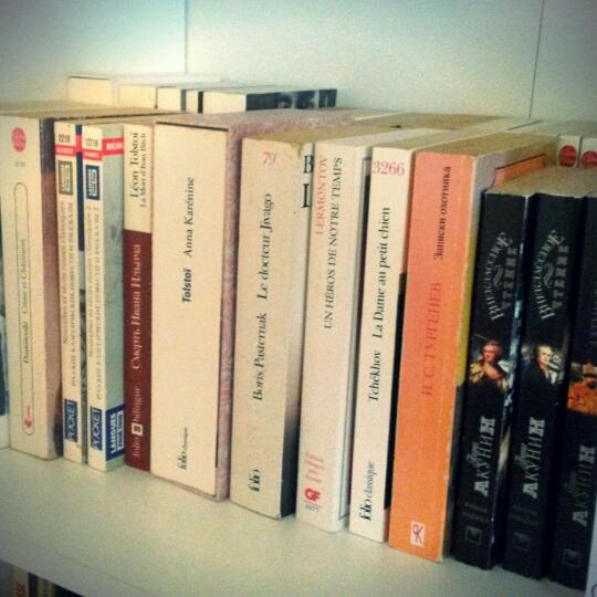 Littérature russe : quelques livres pour bien débuter