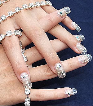 Wedding Nail Art Design Gallery