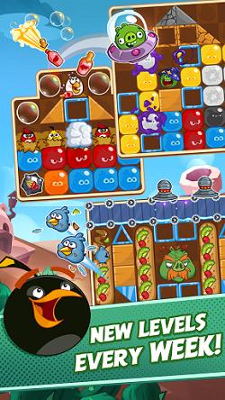 Angry Birds Blast Mod Apk Terbaru 2020