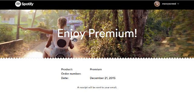Spotify Deal: 3 Months of Premium for only P9.00