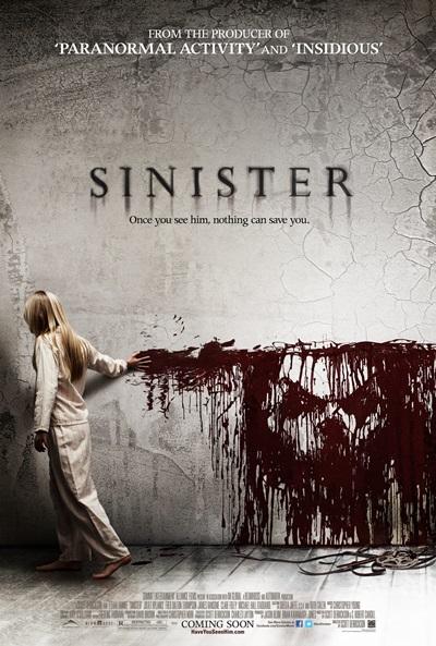 Sinister DVDRip Subtitulos Español Latino Película 2012