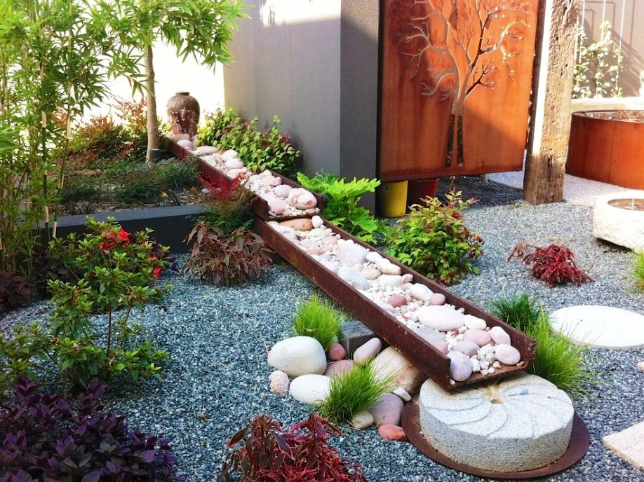 Ide Desain Taman Khas Jepang