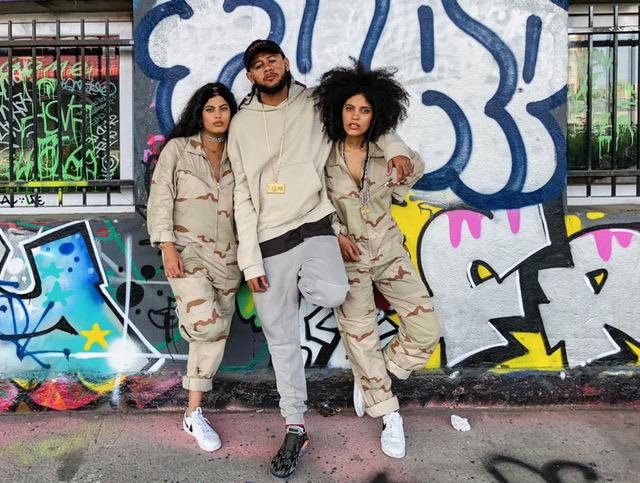 Emicida participa de show de Ibeyi no Afropunk Festival dia 26 de agosto, em Nova York