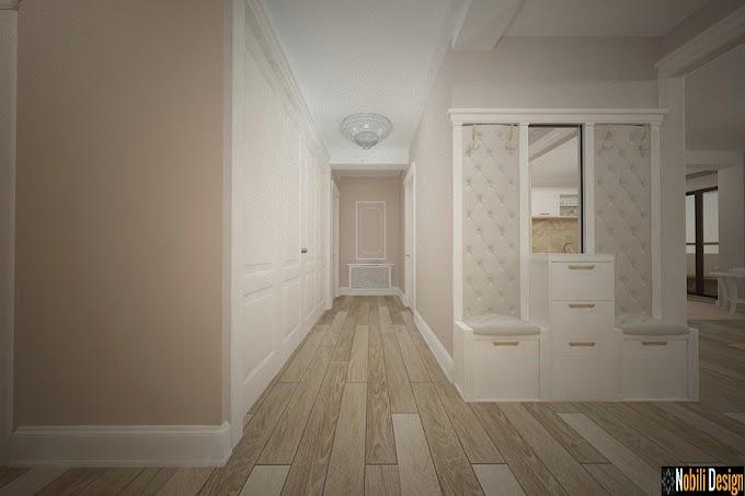 Design interior apartament modern Constanta - Amenajari interioare Constanta