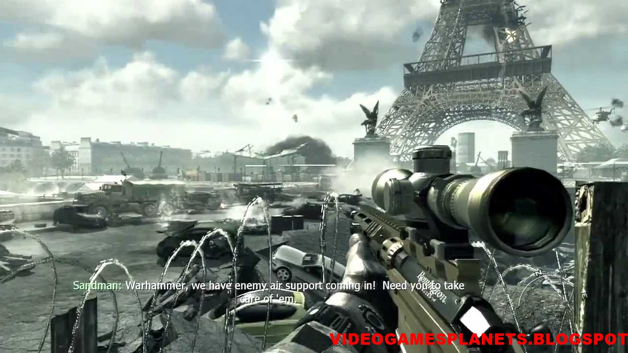 call of duty modern warfare 6 download