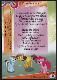 MLP The Goof Off Series 4 Trading Card
