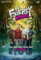 Fukrey Returns (2017) Full Movie Hindi 720p DTHRip Free Download