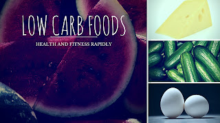 Best low carb foods for weight loss