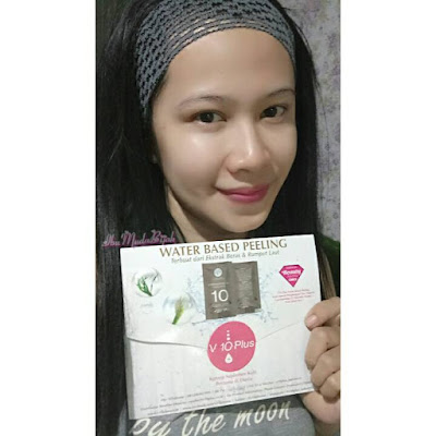 Beauty Review  V10 Plus Water Based Peeling