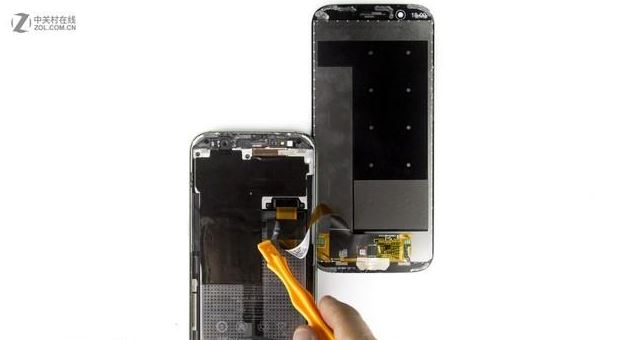 Black Shark mobile phone dismantling internal liquid cooling system 2