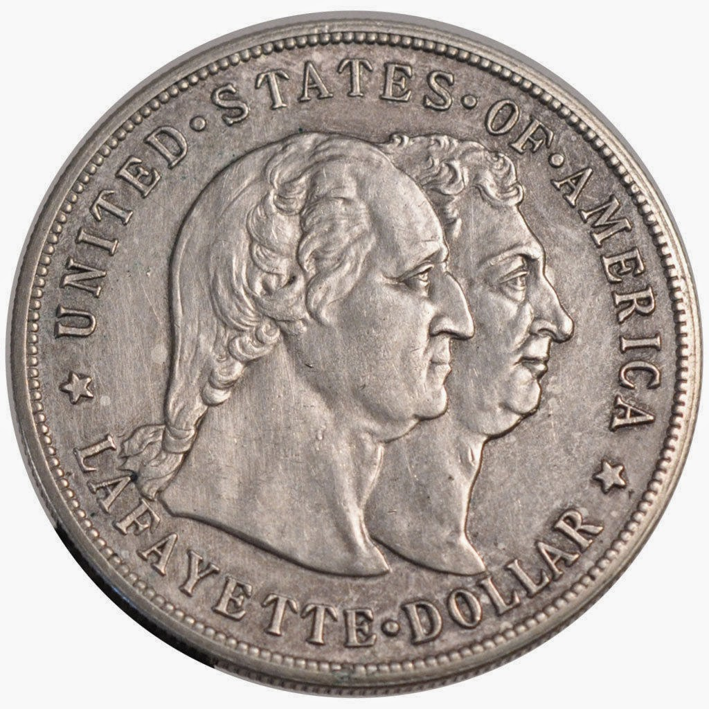 Lafayette Silver Dollar