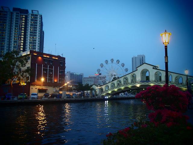 viajar a malaca malasia
