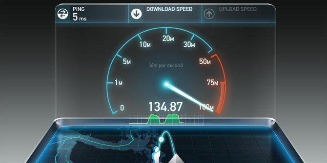 Ngebut, 5 Negara Dengan Kecepatan Internet Paling Cepat!