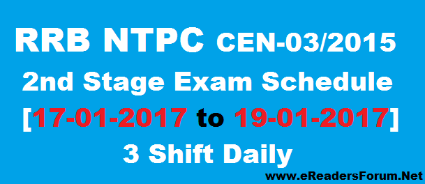rrb-ntpc-2nd-stage-exam-schedule