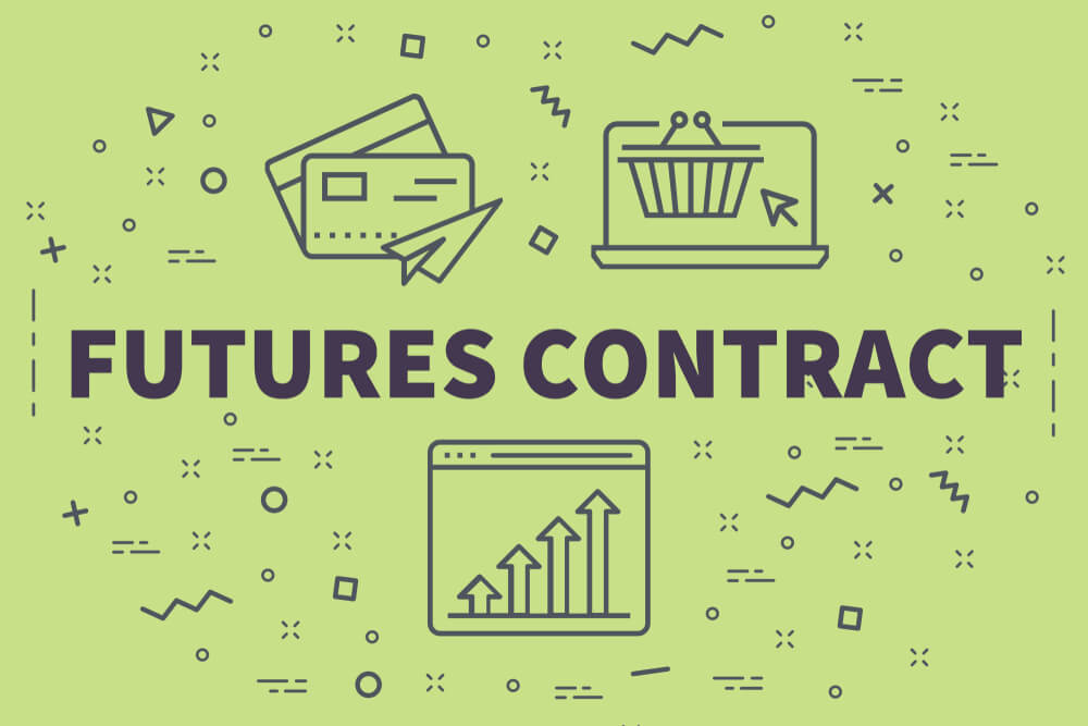 futures contract illustrated