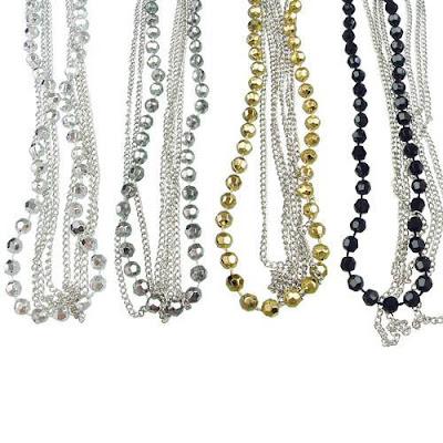 Shop Nile Corp Wholesale Long Beaded Fashion Necklace