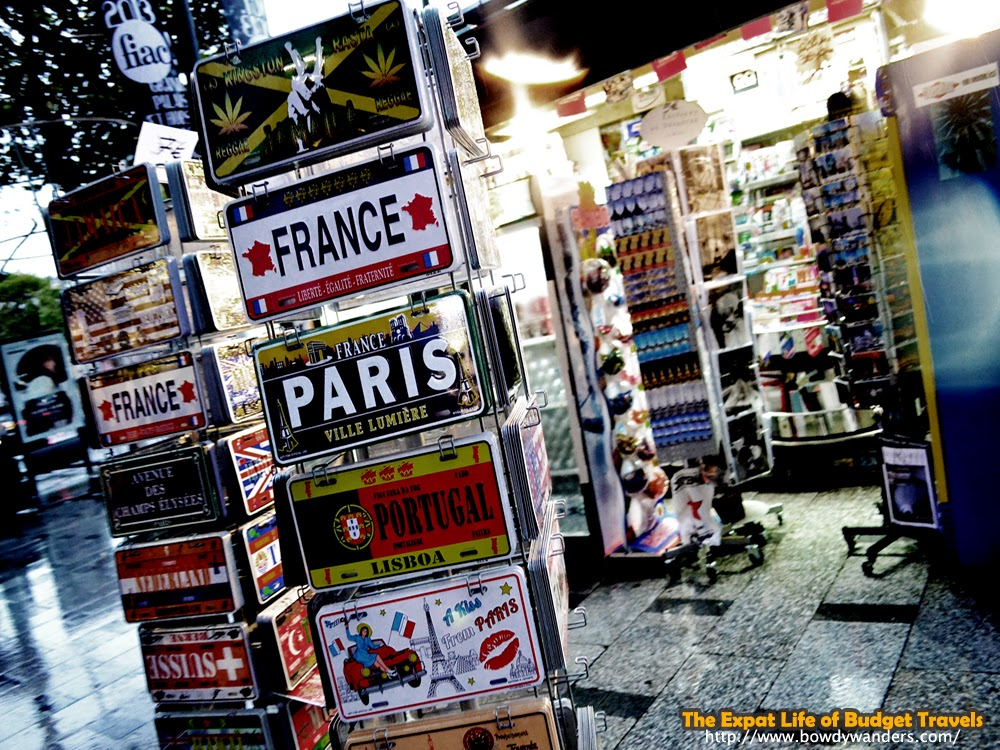 bowdywanders.com Singapore Travel Blog Philippines Photo :: France :: When in France: Finding More Words for Paris