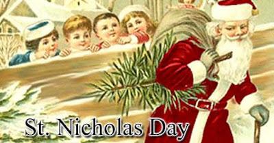 St Nicholas Day Wishes