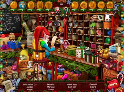 聖誕仙境2(Christmas Wonderland 2),充滿耶誕氣憤的解謎找圖!