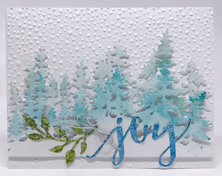 Linda Vich Creates: Christmas Tag Exchange 2016. Card design by Shawna Bartlett.