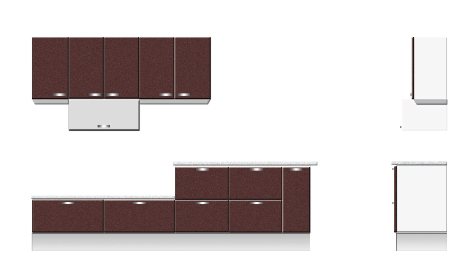 Imagens de #503130 projeto armário cozinha photoshop elevação projeto armário cozinha  1600x932 px 3336 Blocos Autocad Banheiro Para Deficientes