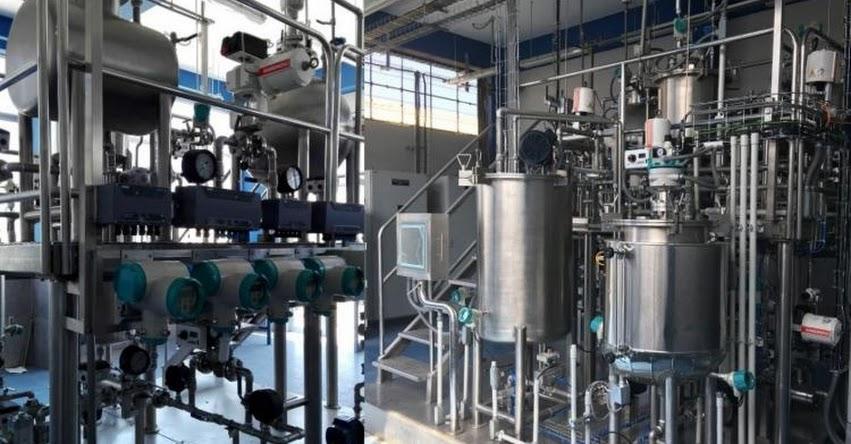 SENATI implementa planta de control industrial en Talara - www.senati.edu.pe