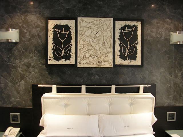 Estuco veneciano decorar paredes for Aplicacion para decorar interiores