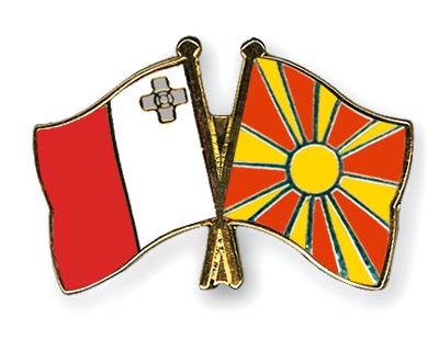 Malta erkennt Makedonien unter Verfassungsrechtlichen Namen an