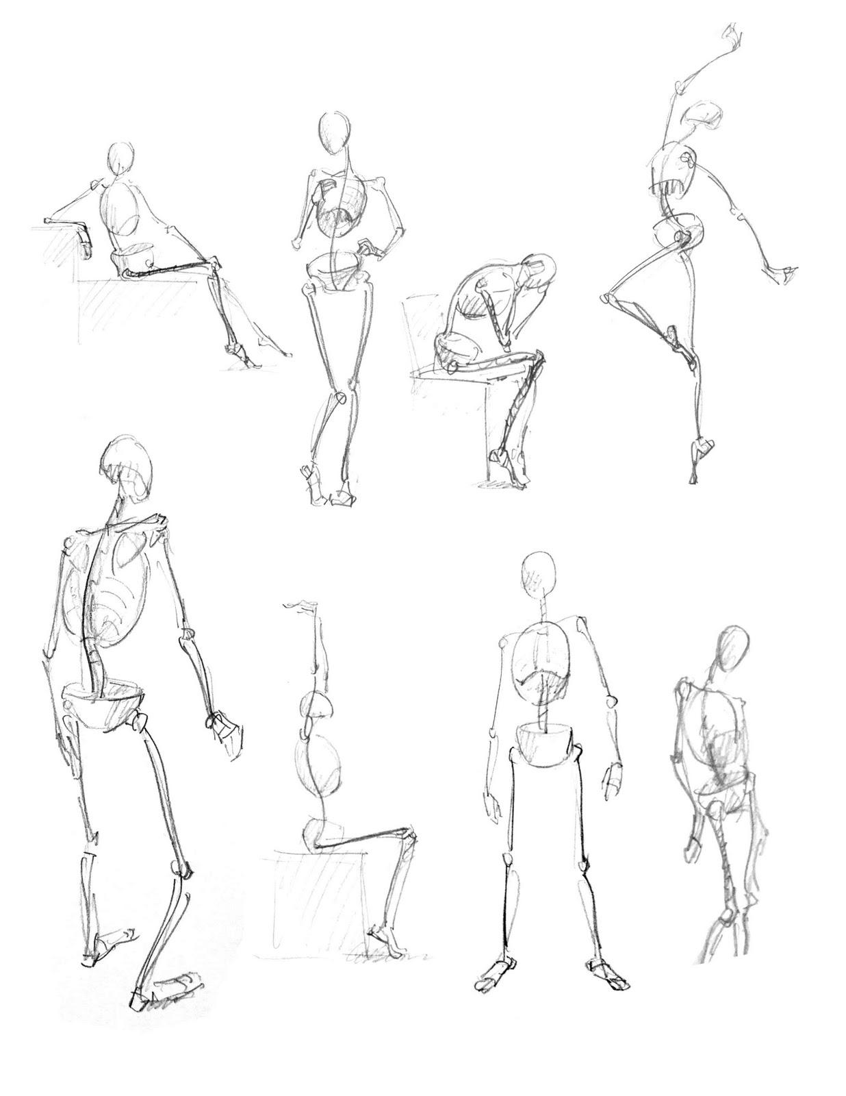Human Figure Poses
