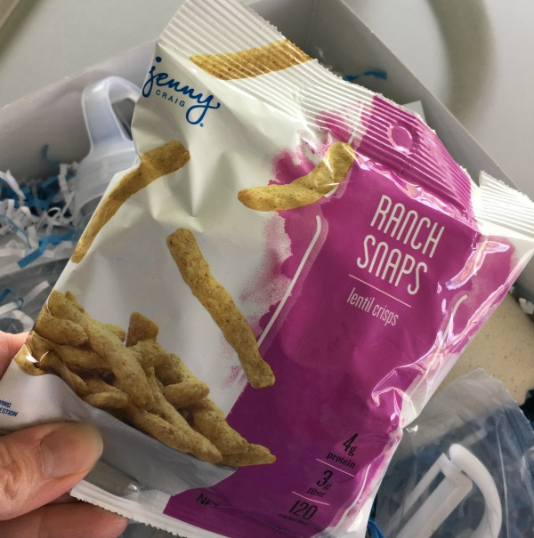 Ranch Snaps are one of my favorite snacks on Jenny Craig.