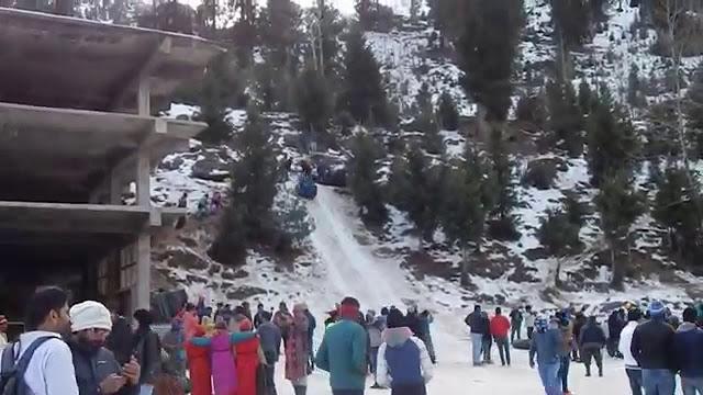 Shimla New Year Party