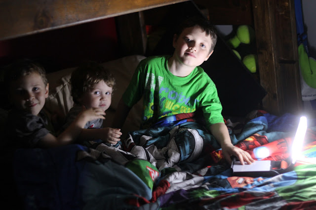 Fun Activities For Kids When The Power Goes Out