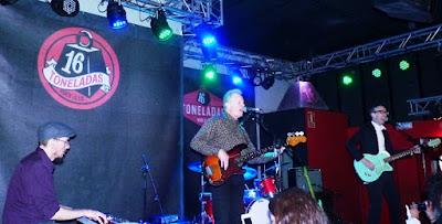 JOHN PAUL KEITH (crónica concierto Sala 16 Toneladas, Valencia 22-11-2016) 4