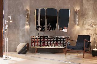 Предметы мебели с Миланской недели дизайна