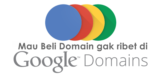 Mau Beli Domain Name di Google Domains