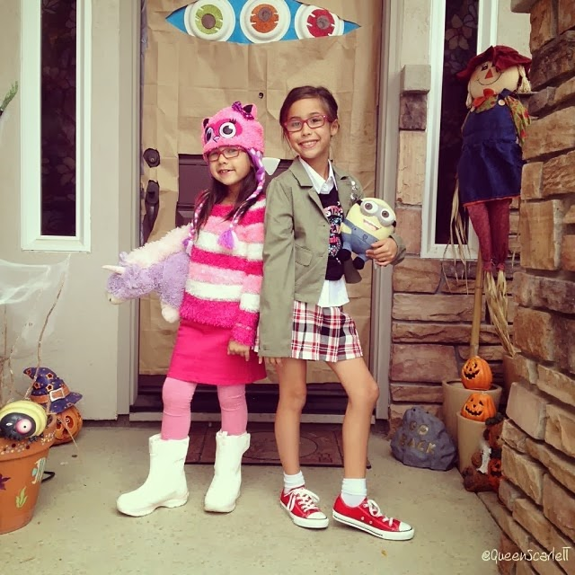 sc 1 st  A Family Lives Here & Despicable Me Halloween Archives - A Family Lives Here