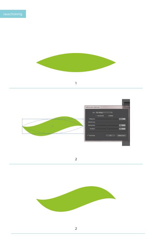 Schöne Krümmung in Adobe Illustrator