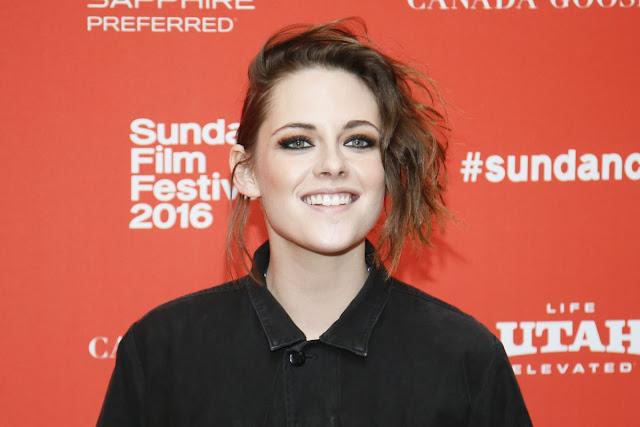 Kristen Stewart at Certain Women Premiere at Sundance Film Festival