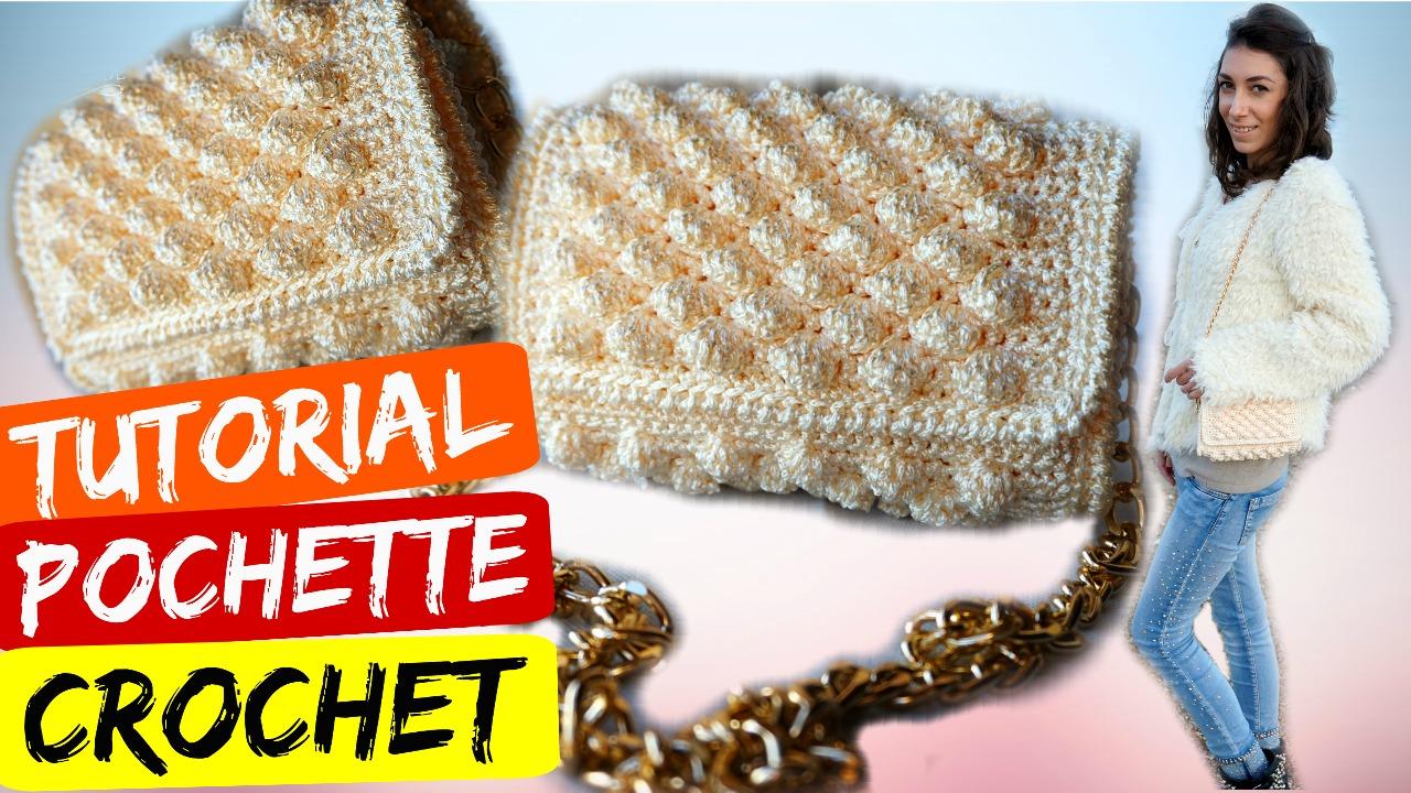 FacilePochette Tutorial Nocciolina Crochetuncinetto Nocciolina Tutorial FacilePochette Crochetuncinetto Tutorial FacilePochette 80wOPknX