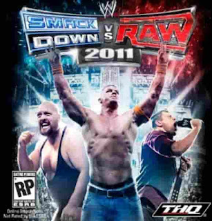 Download WWE SmackDown Vs Raw 2011 Free PC Game