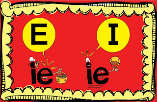 "Secret Stories® Phonics Poster—The  IE ""Secret!"""
